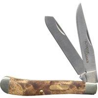 Gunstock Trapper Knife