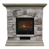 Westfield Full Sized Electric Fireplace