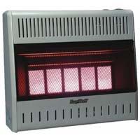 5 Plaque LP Gas Heater