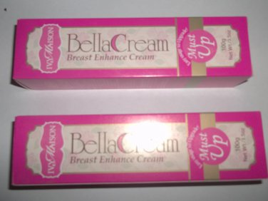 2 bottles. Breast Enlargement Cream   Enhancement Pueraria Mirifica.