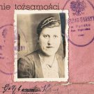 Polish ID document after German occupied, 1946