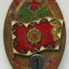 Military badge from Hungary Elenjaro, 1st class