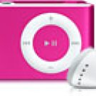 Clip-on-Style MP3 Player Pink 2GB