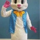Easter Bunny Rabbit Mascot Costume Parade Costume Birthday Costume Size LARGE