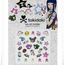 Sephora Exclusive tokidoki Nail Art Stickers Decals By Simone Legno
