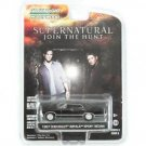 Limited Edition Supernatural Impala Die-Cast Metal Mini Replica Car from Hot Topic