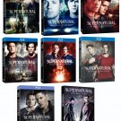 Supernatural – The Complete Seasons 1-7 | Blu-ray (Individually Packaged) & The Anime Series DVD