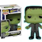 Funko Monsters Pop! Movies Frankenstein #112 GID Vinyl Figure Hot Topic Exclusive