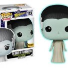 Funko Monsters Pop! Movies #113 Bride of Frankenstein GID Vinyl Figure Hot Topic Exclusive