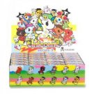 tokidoki Unicorno Blind Box Vinyl Figures Series 3 - Set of 10 (Does Not Include 2 Chase Figures)