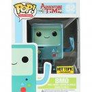 Funko Adventure Time Pop! Television Beemo (BMO) #52 Metallic Vinyl Figure