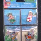 Disney Hawaii Collection - Lilo & Stitch Hawaii Magnet Set