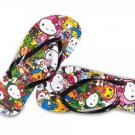 tokidoki x Hello Kitty Flip Flops | Slippers - Adult Large (US 9-10)