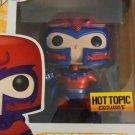 FUNKO POP! Marvel Metallic Magneto #62 Collectible Vinyl Figure Hot Topic Exclusive