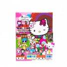 Retired tokidoki x Sanrio Hello Kitty Kimono Collection Lock & Key Diary