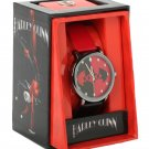Retired DC Comics Harley Quinn Batman Logo Watch