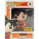 Funko Dragon Ball Z Pop! Animation Goku #9 (Black Hair) Vinyl Figure – Hot Topic Exclusive