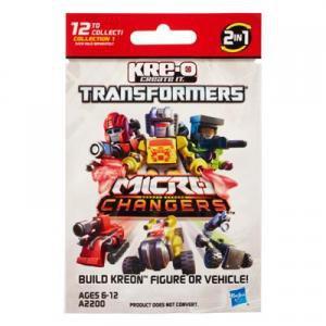 Complete Set of 12 SERIES 1 KRE-O / KREO 2 in 1 TRANSFORMERS MICRO CHANGERS - KREON FIGURE
