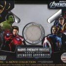 Marvel Cinematic Universe Phase One: Avengers Assembled [10 Discs / Blu-ray]