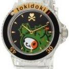 Retired Limited Edition tokidoki Unisex Bastardino Plastic Clear Watch