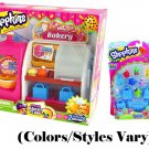 Shopkins Spin Mix Bakery Stand + Shopkins Season 1 - 12 Pack (Colors/Styles Vary)