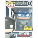Funko Batman Arkham Asylum Pop! #52 Batman Blue Vinyl Figure Hot Topic Exclusive