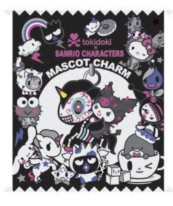 Limited Edition 2013 tokidoki x Sanrio Characters Mascot Charm Kuromi Caramelo