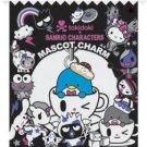 tokidoki x Sanrio Characters Mascot Charm Tuxedosam