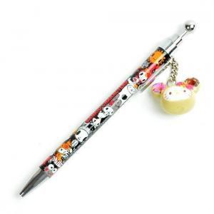 Retired Limited Edition tokidoki x Sanrio Characters Mascot BallPoint Pen Donutella x Hello Kitty