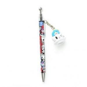 Limited Edition Retired tokidoki x Sanrio Characters Mascot BallPoint Pen Tuxedosam