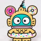 Limited Edition 2013 tokidoki x Sanrio Characters Luggage Tag - Hangyodon Donutella