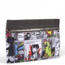Retired Limited Edition tokidoki Continental Large Flat Pouch by Simone Legno