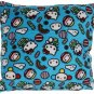Retired Wish Come True Friends X Hello Kitty Fleece Throw Blanket & matching Cushion | Pillow