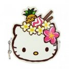 Hawaii Exclusive Hello Kitty Die Cut Coin Purse: Makittii