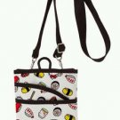 Hello Kitty Crossbody Shoulder Bag Pouch: Sushi Collection by Sanrio