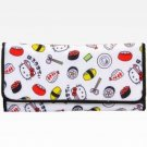 Hello Kitty Long Wallet: Sushi Collection by Sanrio