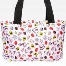 Sanrio Hello Kitty Shoulder Tote Bag Purse Sushi Collection