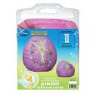 American Furniture Alliance Junior Disney Tinker Bell Autumn Blossom Bean Bag Cover (SOLD UNFILLED)