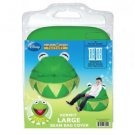American Furniture Alliance Kermit Bean Bag Cover, Large (Sold Unfilled - Bean Bags Sold Separately)