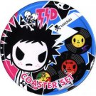 tokidoki Coaster Set (in circular tin case) By Simone Legno