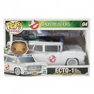 Funko Ghostbusters Pop! Rides Ecto-1 With Winston Zeddemore Vinyl Vehicle