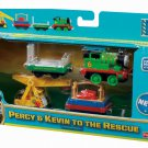 Thomas & Friends Take-n-Play Percy & Kevin to the Rescue by Fisher Price