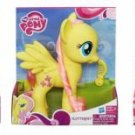 Set of 3 - MLP | My Little Pony – Rarity, Fluttershy, & Pinkie Pie Pony Figures