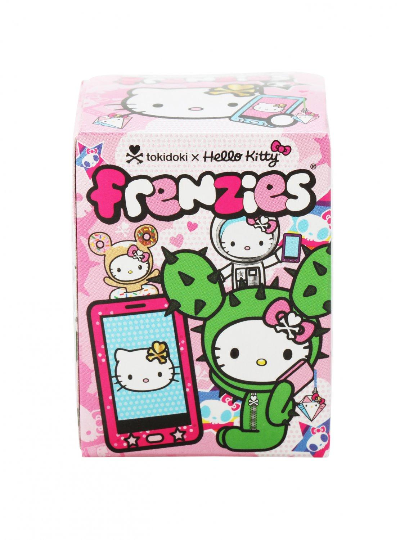 Tokidoki X Sanrio Hello Kitty Frenzies Blind Box Vinyl