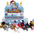tokidoki Unicorno 2012 Blind Box Vinyl Figure Series 1 - Set of 8 (Does Not Include 2 Chasers)