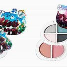 Set of 2 Sephora x Sanrio Hello Kitty 2011 Graffiti Eyeshadow & Blush Palette & Compact Mirror