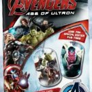 Marvel Avengers Age of Ultron Dog Tag Blind Bag Packs by bulls  i toy x25 - Sealed