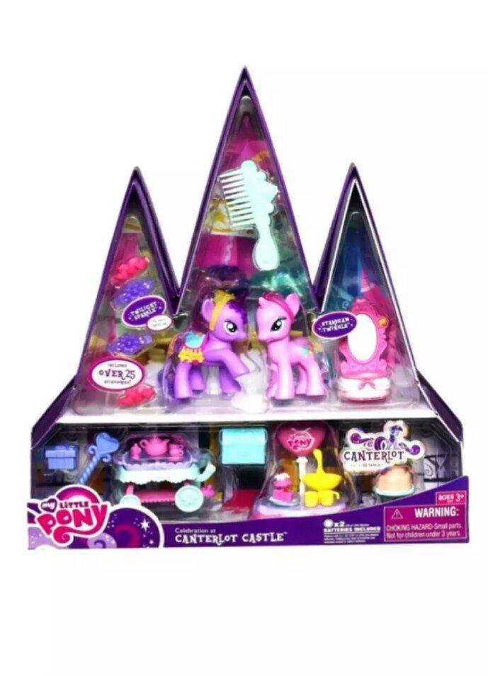 Target Exclusive 2010 My Little Pony Friendship is Magic Celebration at Canterlot Castle (G4)