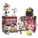 tokidoki 2012 Punkstar Frenzies Blind Box Figures x10