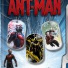 Marvel Avengers Ant-Man Dog Tags Blind Bag Packs by bulls i toy (x20 - Sealed)